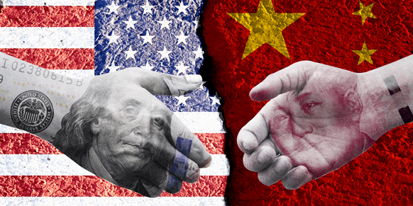 China agreed to buy $52.4 billion of additional U.S. energy products as part of a landmark trade deal signed by the world's two top economic superpowers.